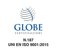 Logo Globe Qualita 187 2015 - 120x111