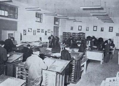 Foto storica Grafica