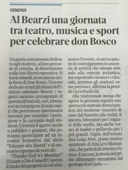 Messaggero Veneto TgMonday