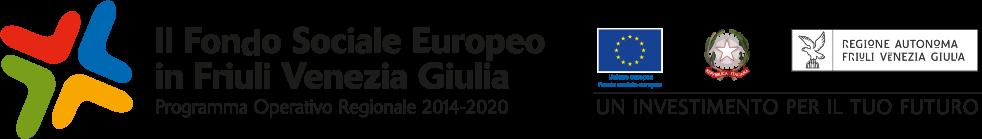 Loghi FSE EU MIN FVG 2014-2020 mm IFTS 2019