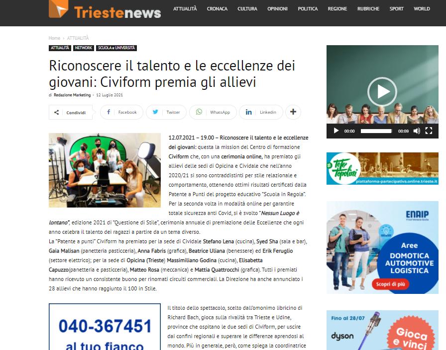 Triesteallnews Civiform